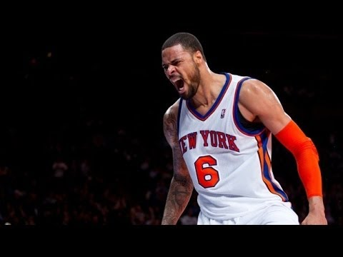 Tyson Chandler - The Rim Protector