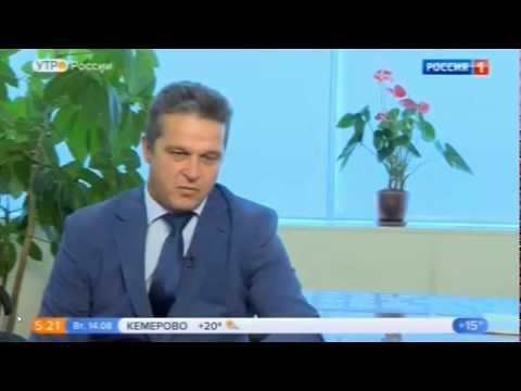 «Россия 1», «Утро России», Расселение аварийного жилищного фонда