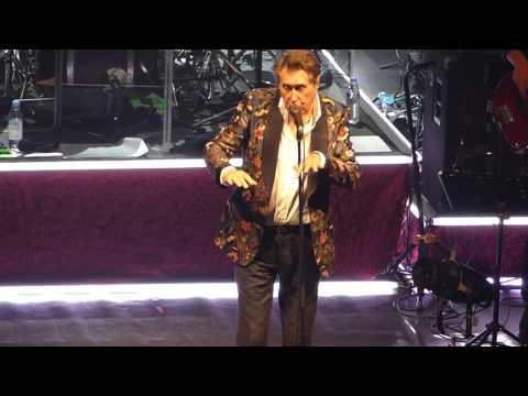 Bryan Ferry live - Virginia Plain - 17.05.2017 Hamburg