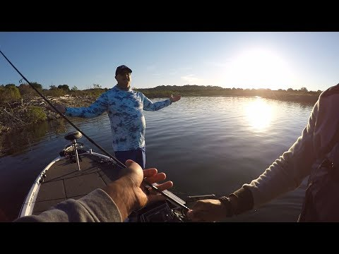 StillHouse Lake With Papa Jim Bass Fishing
