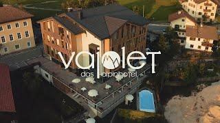 Alpinhotel Vajolet - Tiers am Rosengarten - Italian Dolomites UNESCO World Heritage