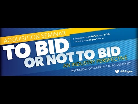 Lifting the Curtain: To Bid or Not to Bid