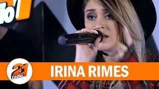 Irina Rimes - Iubirea noastra muta (LIVE RADIO 21)