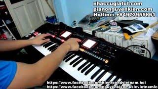 Đàn Organ Roland E-A7 Hồn Quê  Nguyễn Kiên