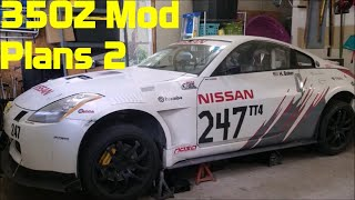homepage tile video photo for Nissan 350Z Racecar Mod Plans (Update 2)