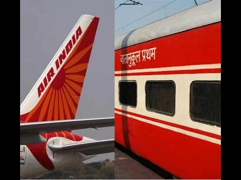 Air India to Fly Wait-listed Train Passengers |రైలు టికెట్టుతో విమానయానం