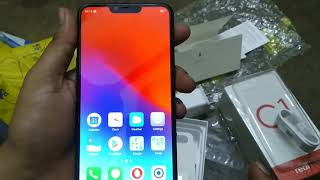 Oppo realme C1 unboxing hindi GREAT knowledge channel