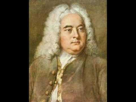George Frideric Handel - Thine be the Glory (instrumental)