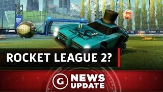 Rocket League 2 Won't Happen Anytime Soon - GS News Update