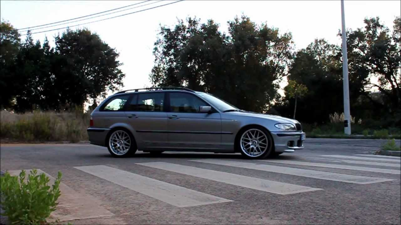 Bmw E46 Touring Youtube
