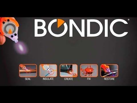 Bondic - Turn Any Can't Fix Into A Quick Fix
