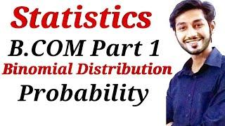 Binomial Distribution - Statistics
