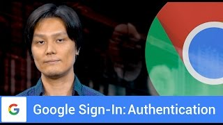 Google Sign-In for Websites: Authentication with backends