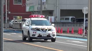 去年さいたま赤十字病院に導入された、 ドクターカーの緊急走行を捉えま...