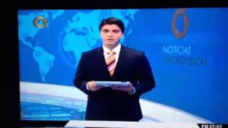 Ancla de Globovisión renuncia EN VIVO