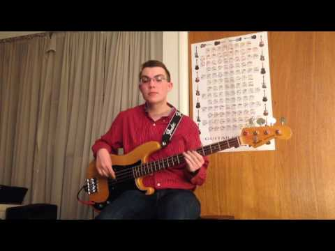 Frankie Yankovic - Pennsylvania Polka (Bass Cover)