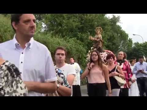 Festa Madonna del Tindari - Condrò (ME) 2016.