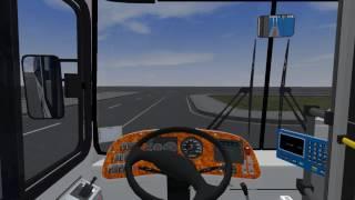 [1080P]대형면허 버스게임으로 연습하기
