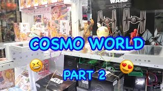 COSMO WORLD ARCADE ADVENTURE PART 2