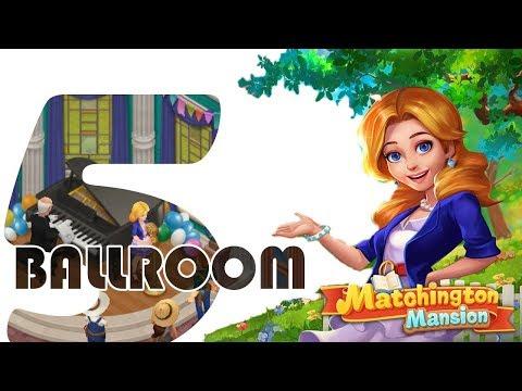 MATCHINGTON MANSION - BALLROOM