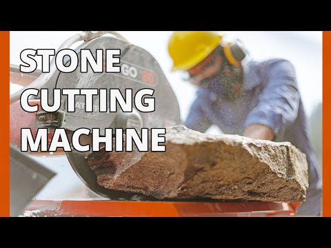 Efficient Stone Cutting technology for Nepal!