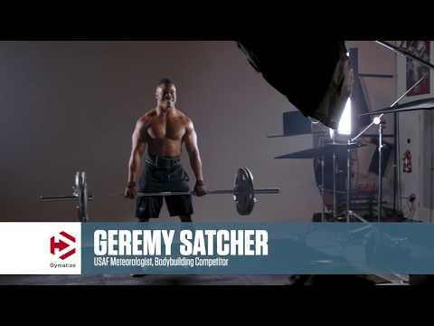 Team Dymatize AthleteGeremy Interview