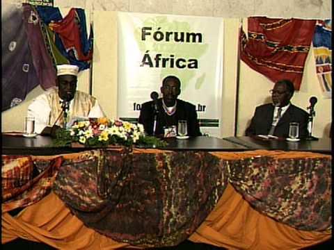 Centro Cultural Africano - I Premio Africa Brasil
