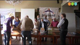 Lunchdozenactie  St Present en Rotary Elburg Oldebroek