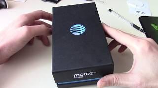3 способа как разлочить (отвязать от оператора) смартфон AT&T на примере Moto Z2 Force