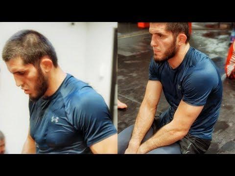 ФОРМА ИСЛАМА УДИВИЛА ВСЕХ ПЕРЕД UFC 242 !  АНАТОМИЯ БОЙЦА - 3 ЭПИЗОД!