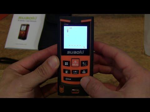 Deal ✓: suaoki s9 60m laser entfernungsmesser