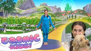 The Wizard of Oz | A Cosmic Kids Yoga Adventure!