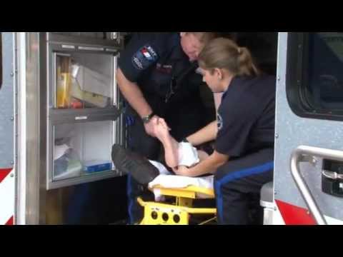 Students are Taught to be EMTs at Hofstra North Shore-LIJ School of Medicine