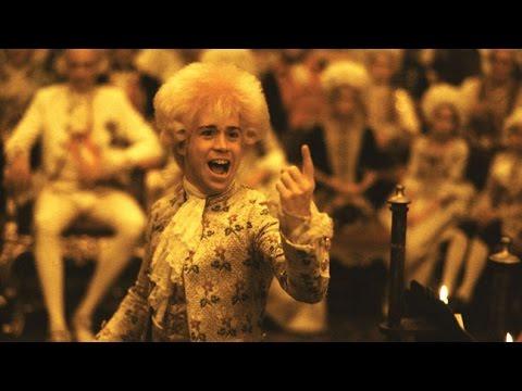 Trailer do filme Amadeus