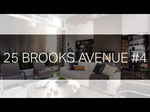 Steven Ehrlich Architectural Masterpiece: 25 Brooks Avenue #4, Venice, CA 90291