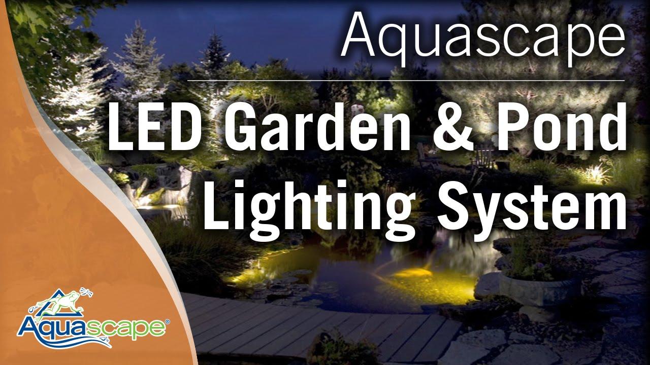 Pond Landscape Led Light Kit By Aquascape