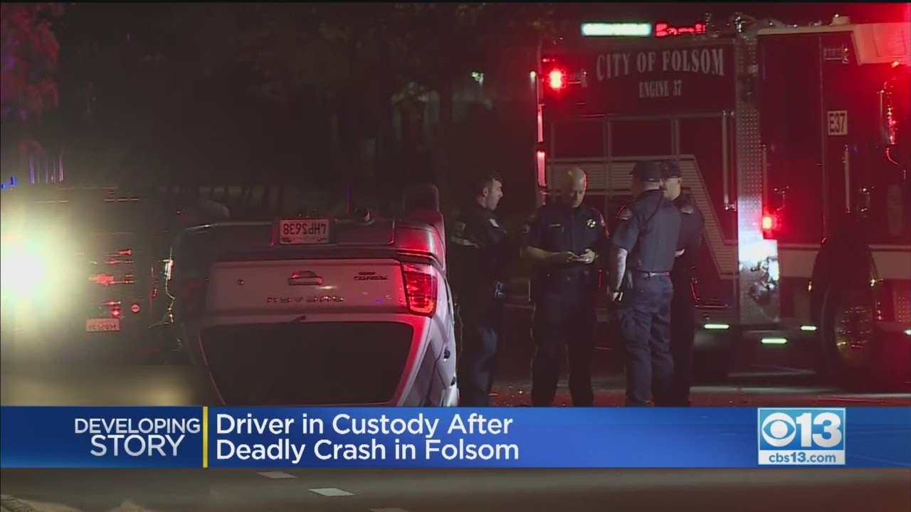 Citrus Heights Woman, 21, Suspected Of DUI In Deadly Folsom Crash