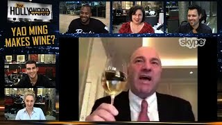 Kevin O'Leary -- I Won't Invest In Yao Ming's Wine ... 'Cause I'm Launching My Own!! | TMZ Sports