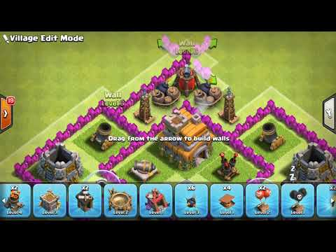 Number 1 Th7 base without dark elixer drill and barbarian king