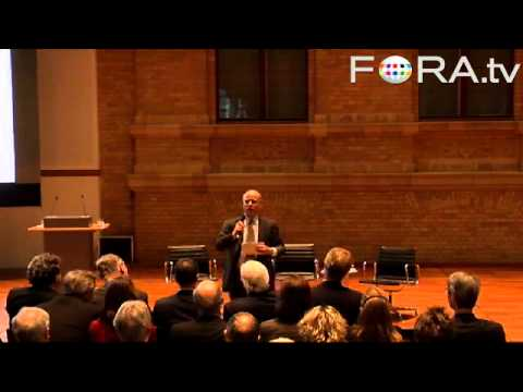 Jeremy Rifkin: More Empathy in the Global Economy?