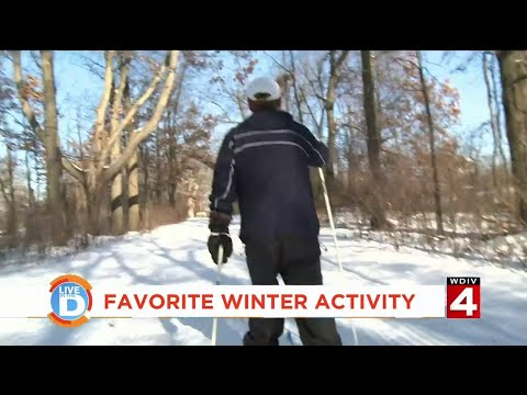 Live In The D: Talkin' with Tati - Favorite winter activity thumbnail
