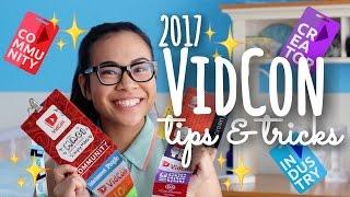 10 MORE VidCon Tips 2017! | SimplyMaci