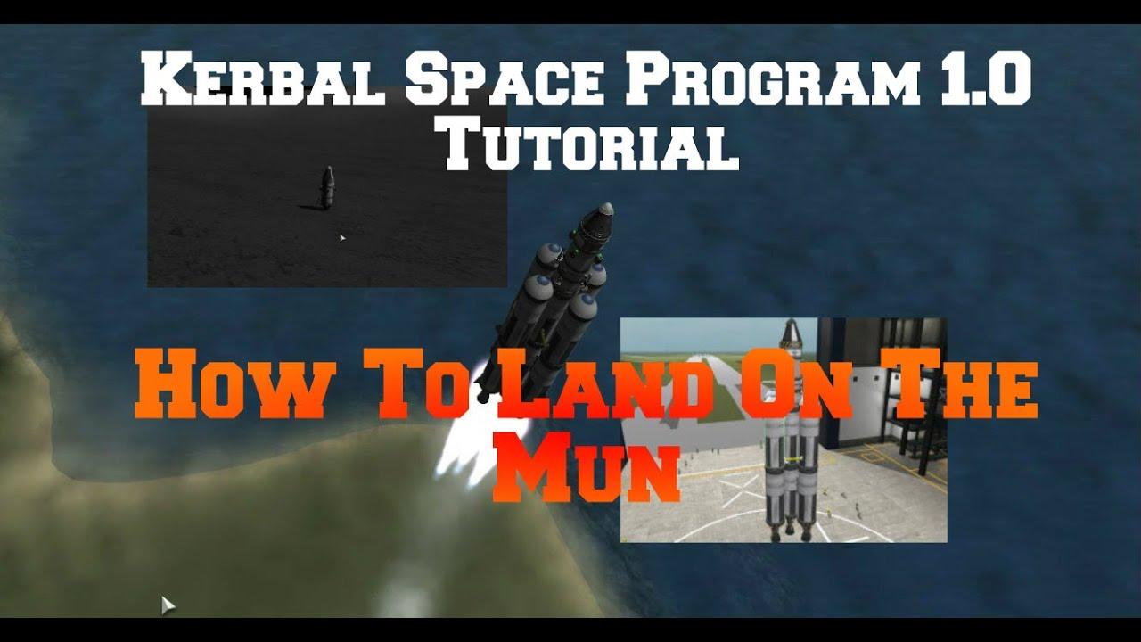 kerbal space program mun mission - photo #41