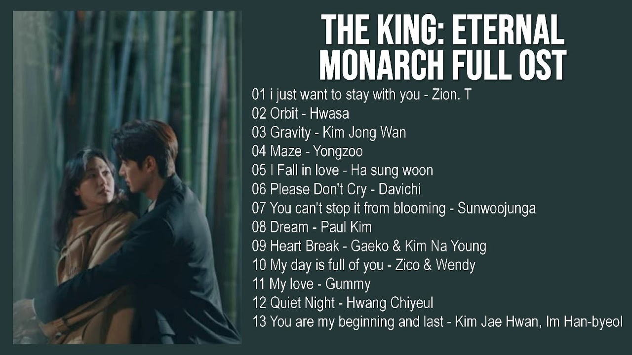 Download [FULL ALBUM] The King: Eternal Monarch OST part. 1-13     더 킹: 영원의 군주 OST