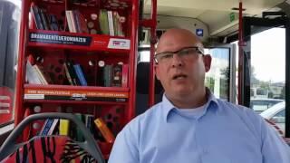 VHH - Rolf erklärt (14. Teil) - Die Bücherregale im Bus