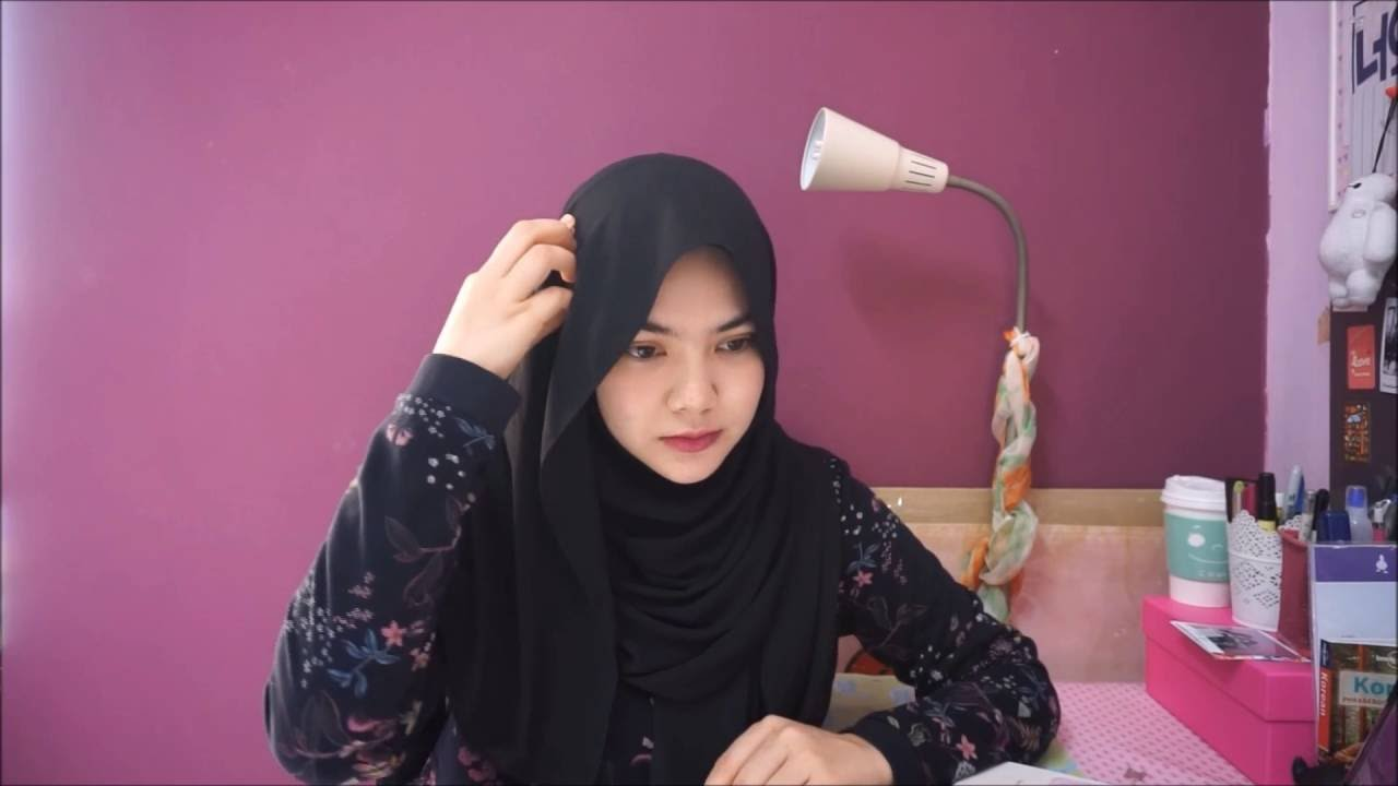 Hijab Tutorial Covering That Part 1 2016 11 29