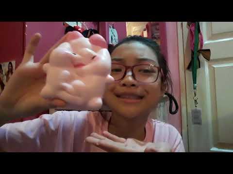 I WON EUNNYCHAN'S GIVEAWAY?! + SQUISHY HAUL! | Clar Danielle 💞