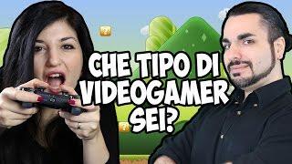 TEST: CHE TIPO DI GAMER SEI?