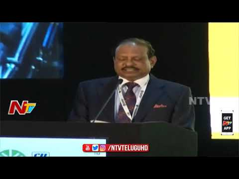Lulu Group Chairman Yusuff Ali Speech at CII Partnership Summit || #SunriseAPSummit2018 || NTV