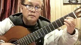 Ru Đời Đi Nhé (Trịnh Công Sơn) - Guitar Cover by Hoàng Bảo Tuấn